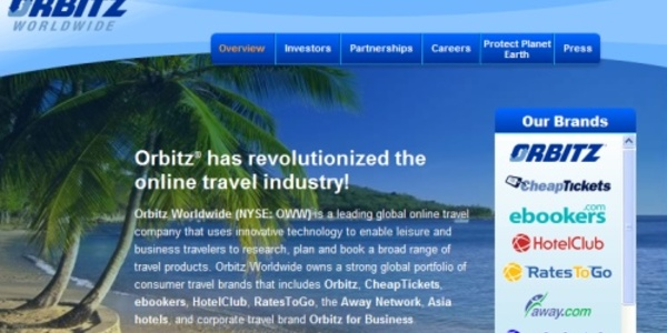 business analysis orbitz worldwide