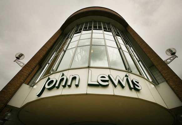 Image result for John Lewis Billion Pound Ambition in Four Years