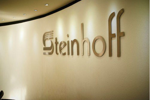 S.Africa furniture retailer Steinhoff's sales rise by a third