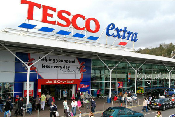 Britain's SFO says charges three with fraud in Tesco investigation