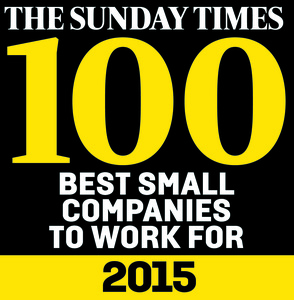 Best small companies to work for 2015