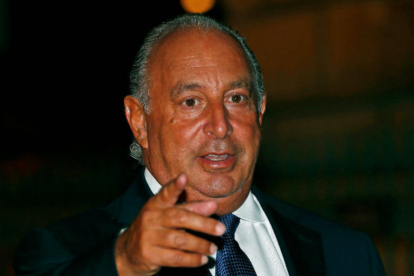 MPs' probe into BHS collapse contained 'serious errors', says Sir Philip Green