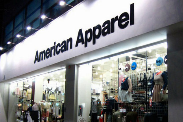 American Apparel appoints administrators