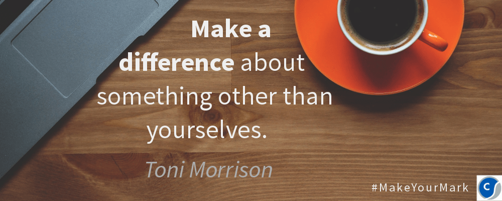 11 Inspirational Quotes To Help You Make A Difference Client Server