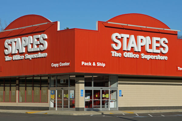 Staples to disappear from United Kingdom high streets putting 1100 jobs at risk