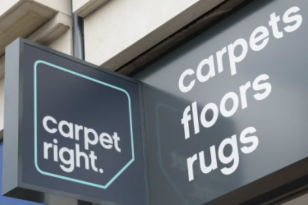 Carpetright profits hit by fall in sterling and lower sales