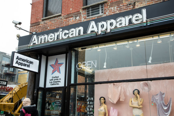 Amazon and Forever 21 vying for American Apparel?
