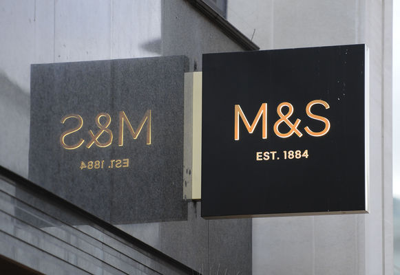 Food Sales Up At Marks & Spencer In Third Quarter