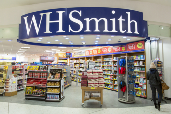 WH Smith boosts profit forecast after Christmas success