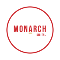 Monarch Digital logo Digital recruitment agency london uk it technology creative advertising marketing sales jobs