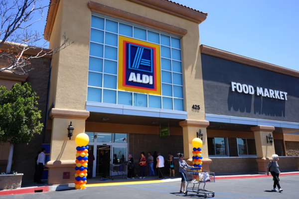 Aldi becomes Britain's fifth largest grocer