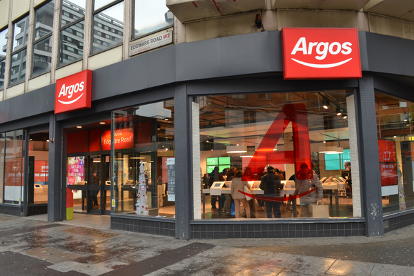 Argos to provide back pay to 37000 employees