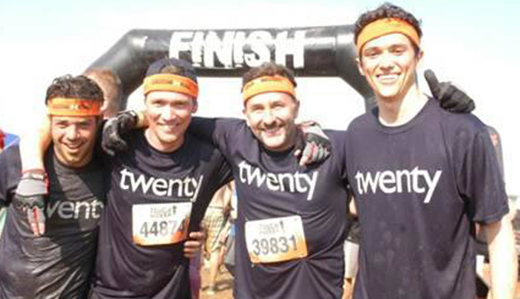Twenty Recruitment Tough Mudder