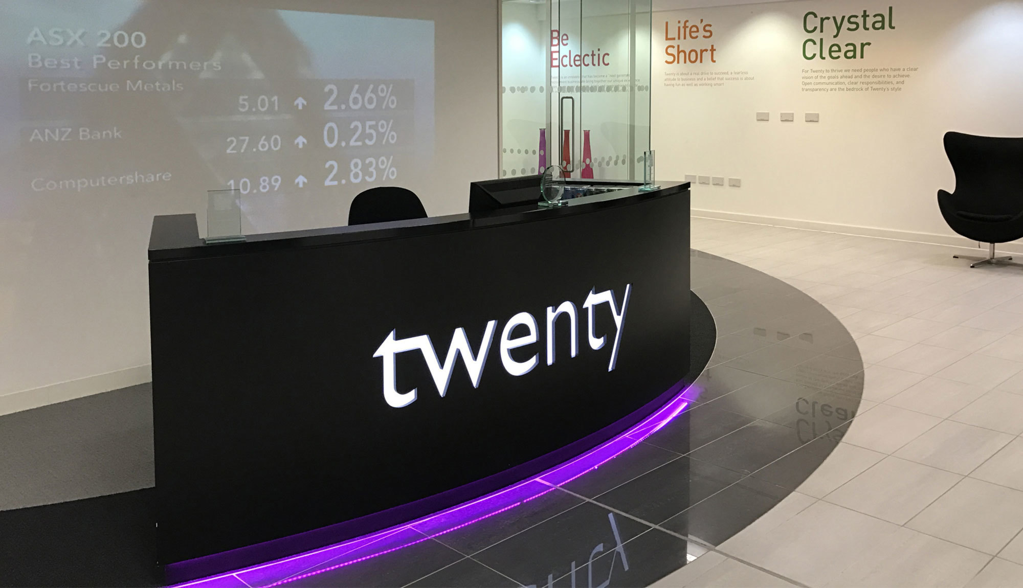 Twenty Recruitment Office