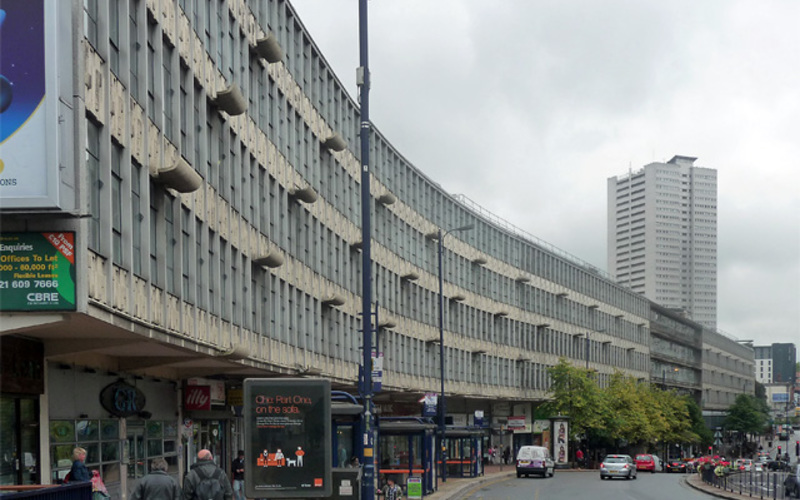 Exciting Plans For Birmingham Residential High-Rise