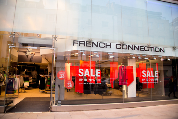 French Connection reports ninth year of losses
