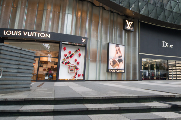 Spirits boost strong quarter for LVMH