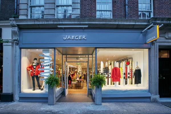 Jaeger set to close 20 stores and axe 253 jobs