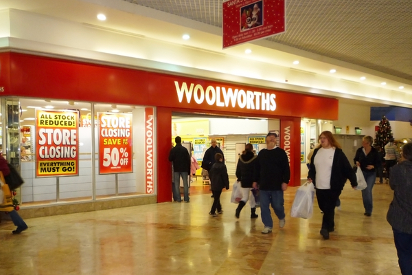 Woolworths poised for a comeback